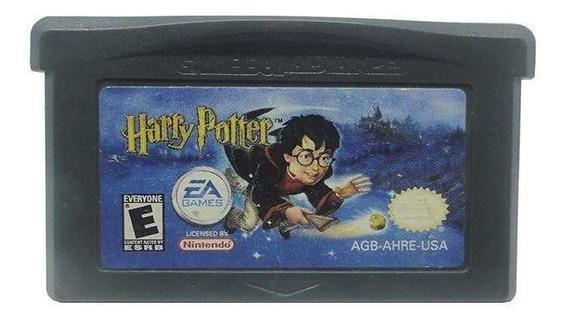 Harry Potter And The Sorcerers Stone Gba Mídia Física