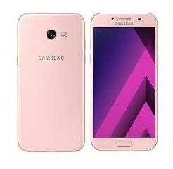 Samsung Galaxy A5 2017 32gb A520 4g Dual 3gb Ram Rosê!