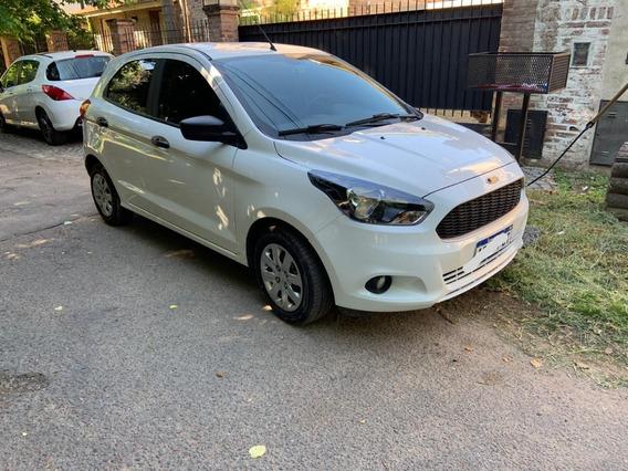 Ford Ka 2018 1.5. S - 43.500 Km