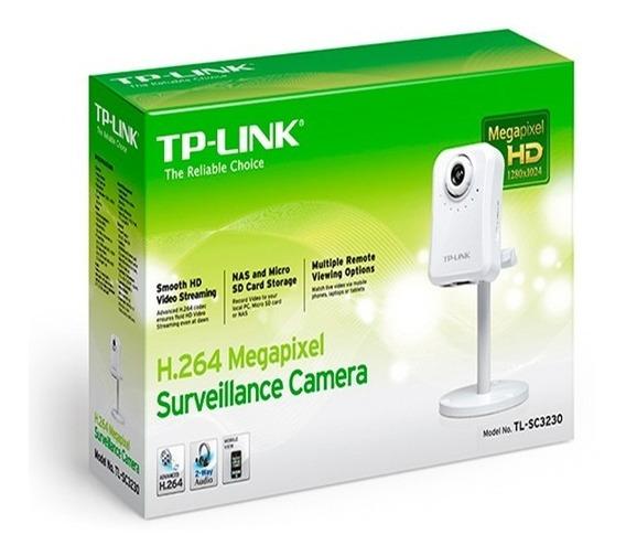 Câmera De Vigilância Hd H.264 Megapixel Tp-link Tl-sc3230