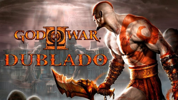 Patch God Of War 2 Dublado Para Ps2 Via Download