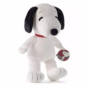 Pelúcia Snoopy Dtc Personagem Original Envio Imediato