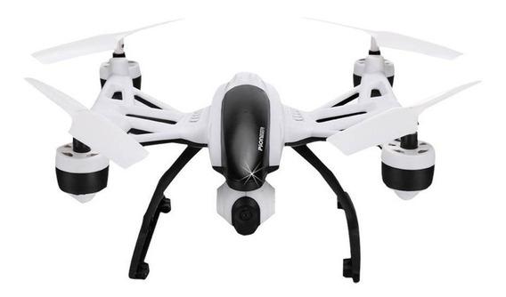 Drone Ml2123 Fq777 Branco Fpv Wifi Visualização Smartphone