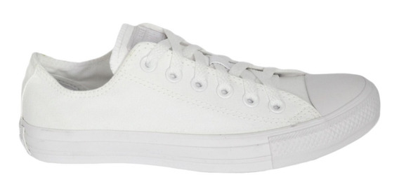Tênis Converse Chuck Taylor All Star Monochrome Ox Branco Ct