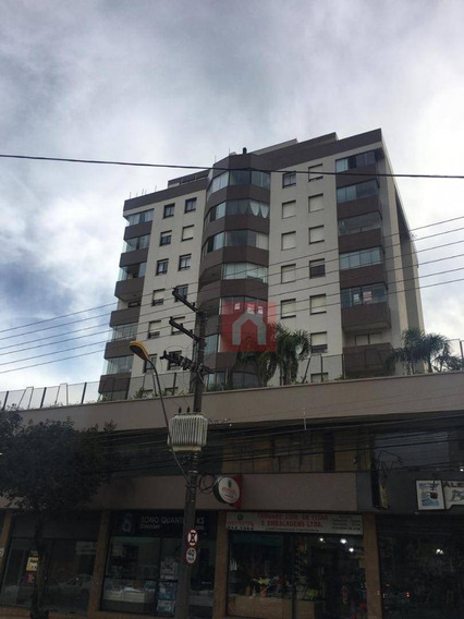 Apartamento Com 3 Dormitórios À Venda, 92 M² Por R$ 400.000 - Pio X - Caxias Do Sul/rs - Ap0930