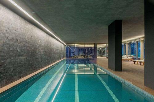 Apartamento Com 3 Dormitórios À Venda, 131 M² Por R$ 1.965.000,00 - Brooklin - São Paulo/sp - Ap28710
