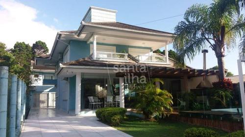 Imagem 1 de 30 de Linda Casa Com 5 Dormitórios À Venda - Barra Da Lagoa - Florianópolis/sc - Ca2833