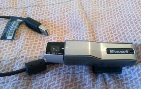 Webcam Microsoft Lifecam Nx-6000 (com Defeito)