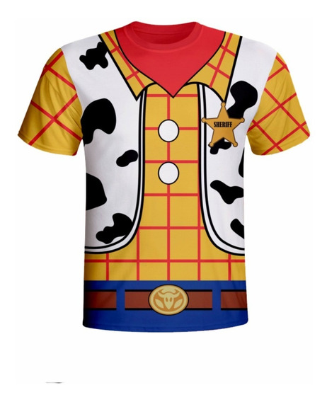 Camiseta Woody Toy Story