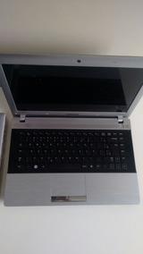 Notebook Samsung Core I3 Com Hd 320gb, 4gb No Estado, Leia!