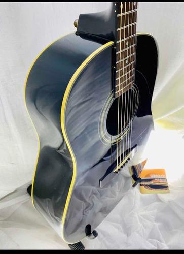 Raridade Violao EpiPhone Gibson Aj15e Shadow Novo Original