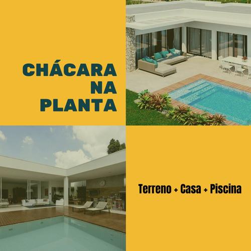 Chácara Dos Sonhos Na Planta - Interior