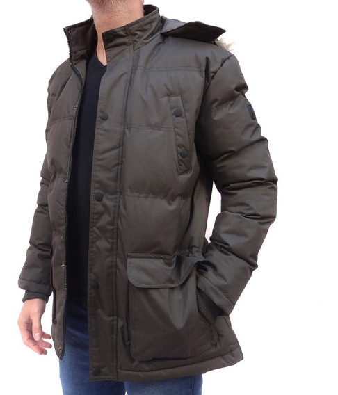 Campera Hombre Impermeable Varios Colores - Hasta Talle 46!