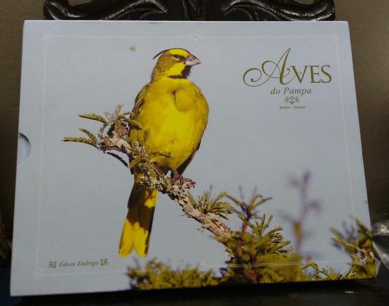 Aves Do Pampa - Edson Endrigo - Aves & Fotos Editora