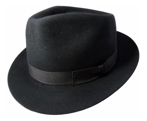 Sombrero Ha Tango Pelo De Liebre - 23 - Lagomarsino