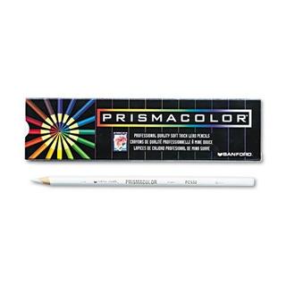 Prismacolor Arte Lápicesblanco Lead12 Unidades