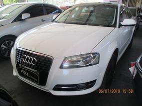 Audi A 3 2.0 Turbo Teto+couro 2012