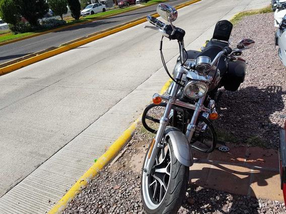 Harley Davidson Spotster 2017
