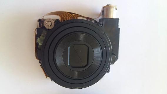 Bloco Otico Camera Digital Samsung Preto Es65 Original