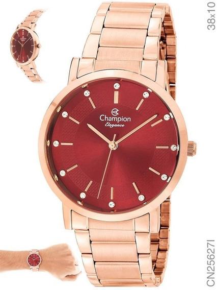 Relógio Champion Feminino Rosê Delicado