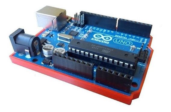 Bumper Arduino Uno R3 Case Protector Leonardo Varios Colores
