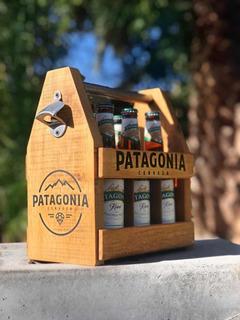 Cajón Patagonia Para 6 Porrones - Perez Tienda -