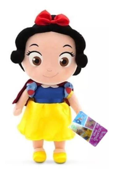 Boneca Princesas Disney Pelucia Dtc - Várias Personagens