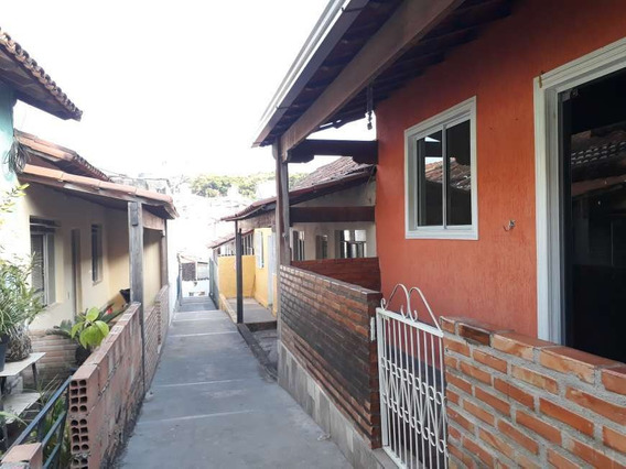Casa Geminada Coletiva Com 2 Quartos Para Comprar No Letícia Em Belo Horizonte/mg - 3521