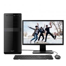Computador Samsung, Win 7, 4 Gb, 64 Bits, Monitor Aoc, 19