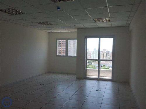 Conjunto Comercial Em Santos Bairro Encruzilhada - V5606