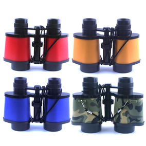 8x30 Magnifier Children Binoculars Mini Kid Scope Telescopes