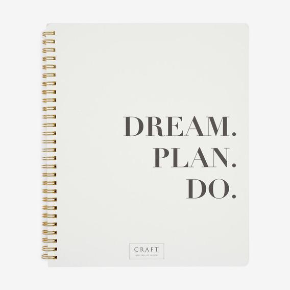 Cuaderno Dream Mujer Lounge
