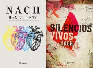 2x1 Hambriento + Silencios Vivos - Nach - Original - Papel