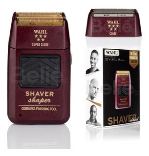 Maquina Shaver Shaper Wahl 5 Stars Profesional Recargable Especial Estéticas Y Barberías Envío Grati