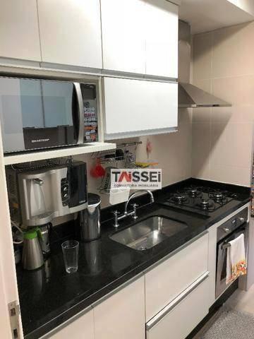Apartamento Com 2 Dormitórios À Venda, 95 M² Por R$ 1.185.000,00 - Brooklin - São Paulo/sp - Ap4394