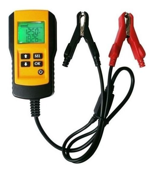 Teste De Bateria 12v Ae300 Digital Analizador Diagnostico