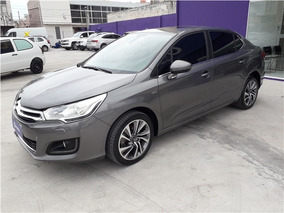 Citroen C4 Lounge 1.6 Thp Flex Exclusive Bva