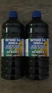 Betume Da Judéia Kit Com 02 Unidades De 500ml