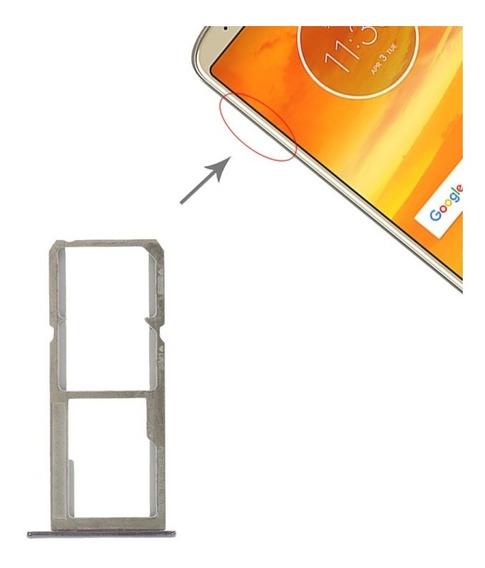 Charola Doble Sim Motorola Moto E5 Plus