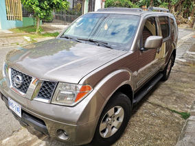 Nissan Pathfinder 2005 Gas Lp 4 X 4