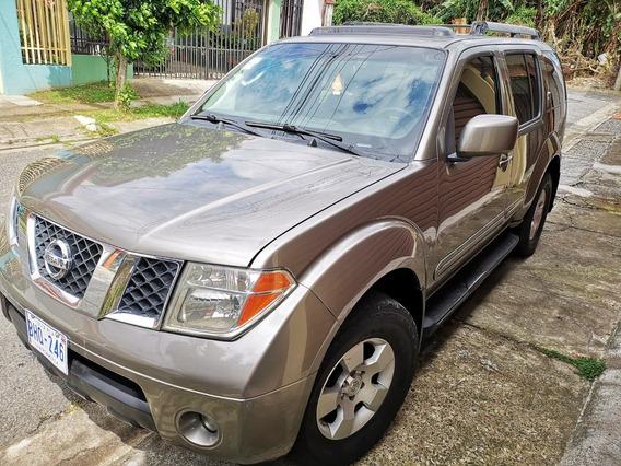 Nissan Pathfinder 2005 Gas Lp 4 X 4