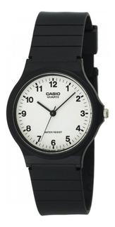 Reloj Casio Clasic Mq24 Analogico Resistente Al Agua