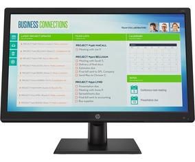 Monitor Hp Led 18.5 Pol Widescreen Vga - V19b