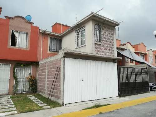 $1.200.000 Casa 2 Niveles 4 Recamaras Las Americas Ecatepec