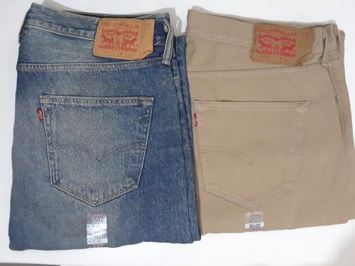 Jeans Levis Original De Caballero