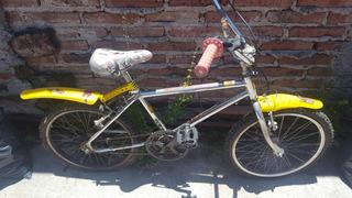 Bicleta Cros Cromada