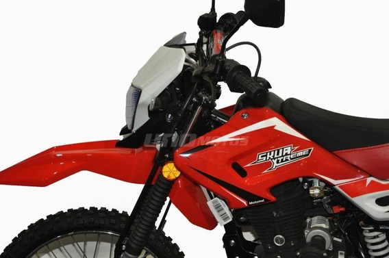 Motomel Skua 125 Xtreme Enduro X3m Motocross