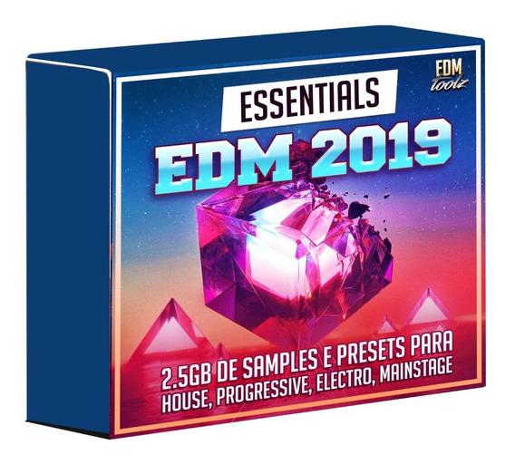 Edm Essentials - Sample Pack (3 Volumes)