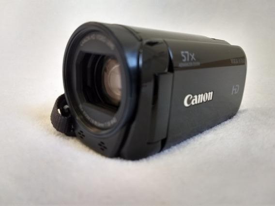 Camera Filmadora Canon Vixia R600+cartão 32 Excelente Estado