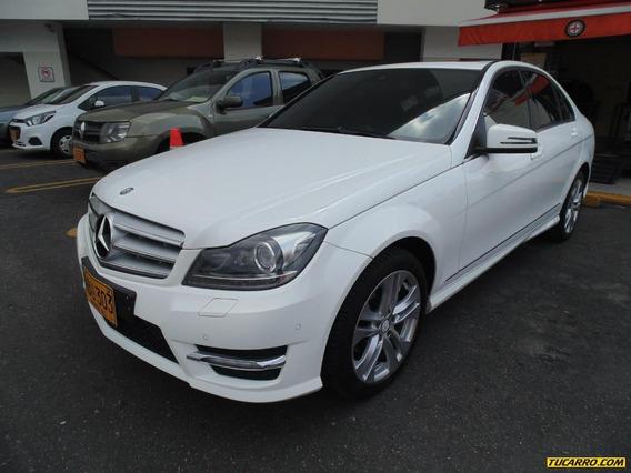 Mercedes Benz Clase C 200 Cgi